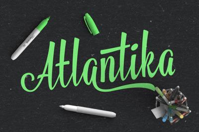 Atlantika Script