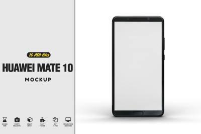 Huawei Mate 10 Vol.1 Mockup