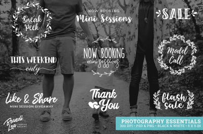 Photography Basics Photography Overlays