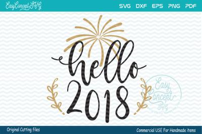 Hello 2018,