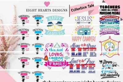 April Collection Bundle