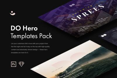 Do Hero Templates Pack