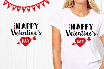 Happy Valentines Day SVG Files, Heart clipart, Silhouette Studio, Heart vector, Vector, file for cutting machines, png