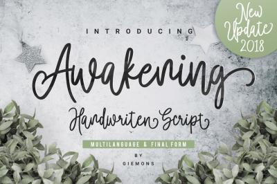 Awakening Script - Discount 30%