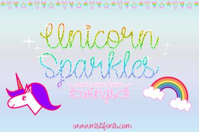 Unicorn Sparkles