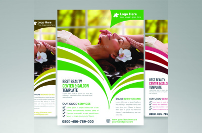 cosmetic flyer
