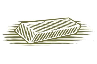Woodcut Eraser