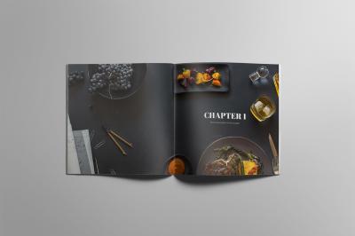 Cookbook - Kitchen Stories