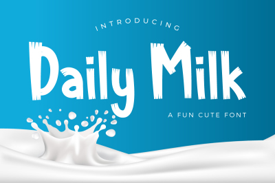 Daily Milk ~ ONLY $1