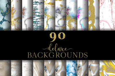 90 Deluxe Backgrounds