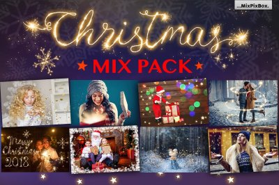 Christmas Mix PACK