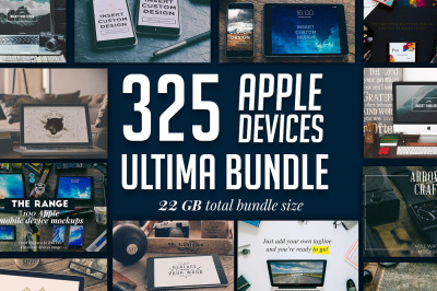 320 Apple Devices ULTIMA Bundle