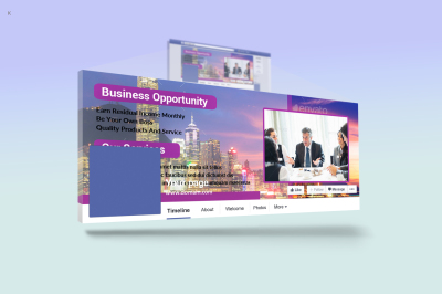 Business FB Cover Template