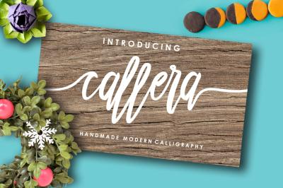 Callera Font