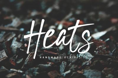 Heats Font