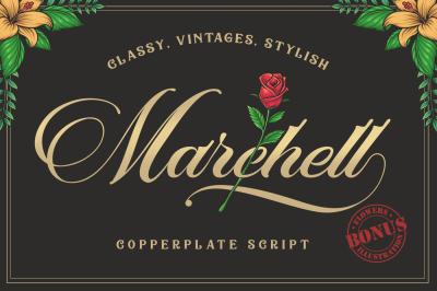 Marchell Script