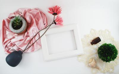 Rose Gold Mockups and Stock Photos