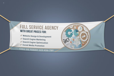 Business Out Door Banner