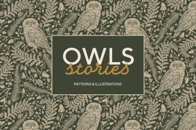 Owls Stories collection