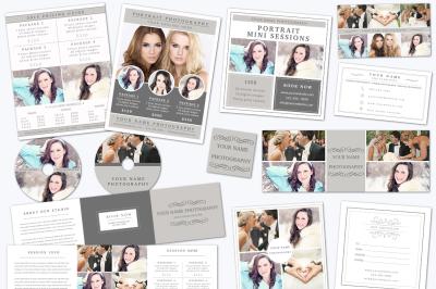 Photography Marketing Set 001