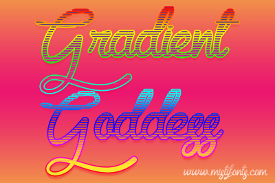 Gradient Goddess
