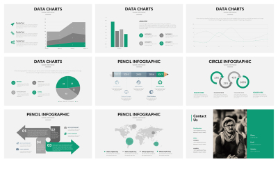 BeFive PowerPoint Template