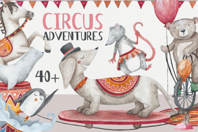 Circus Adventures Graphics