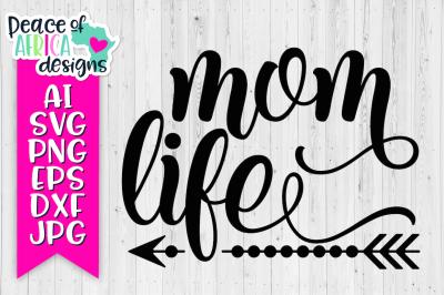Mom Life Quote
