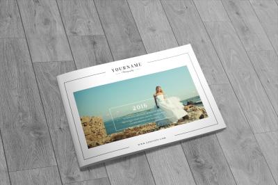 Wedding Photography Catalog/Brochure