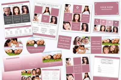 Photography Marketing Set 002