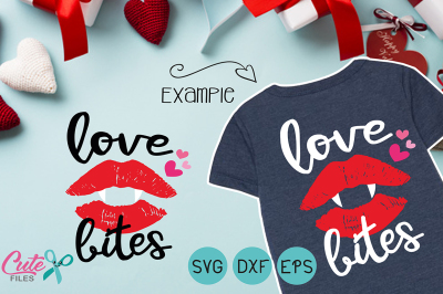 I Bite, love bites Vampire svg, Lips SVG, Kiss svg, Girl Vampire svg,