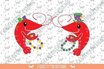 Crawfish Svg DXF EPS PDF PNG • Cut File • Cricut • Silhouette