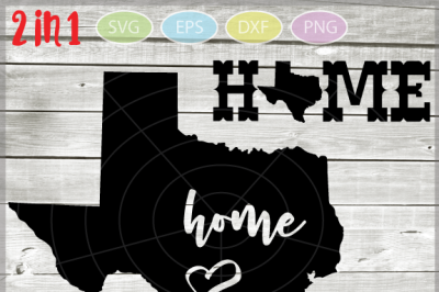 Texas home SVG - Texas Bundle svg - Texas digital files - State SVG
