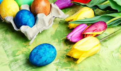 symbolic Easter egg