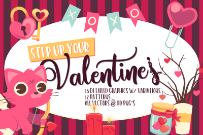 Step up your Valentines