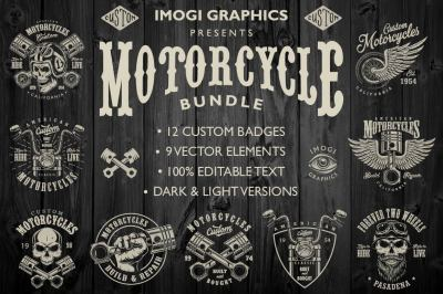 Motorcycle bundle. Discount inside