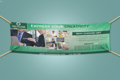 Website Banner Template
