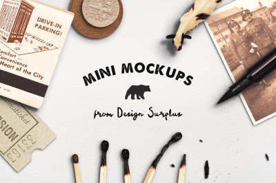 Mini Mockups