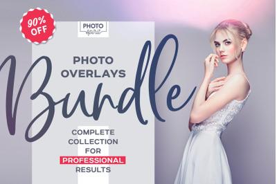 PHOTO OVERLAYS BUNDLE [FREE UPDATES]