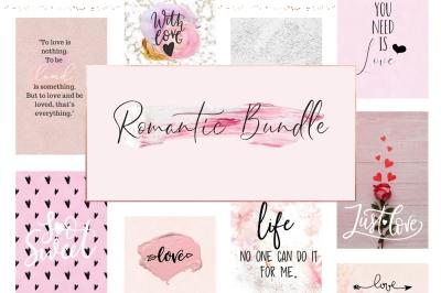 A romantic bundle