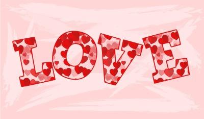 Love card& Pattern