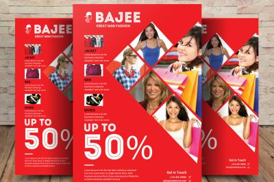 Modern Fashion Flyer