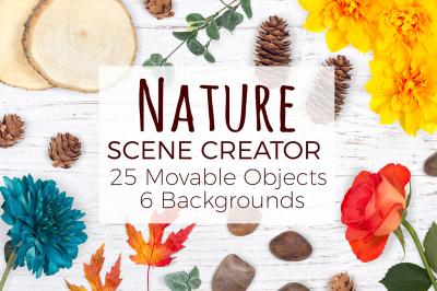 Nature Scene Creator
