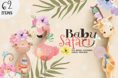 Baby Safari Collection