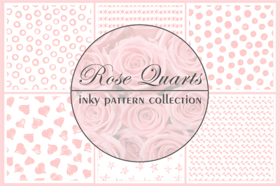 Rose Quarts - 24 pattern collection