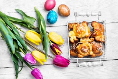 Easter symbolic
