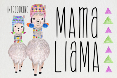 Mama Llama