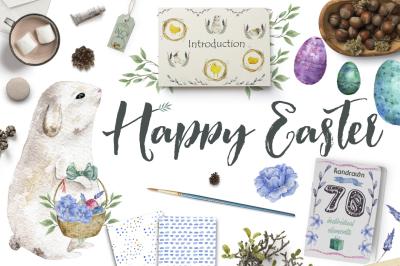 Happy Easter Bunny's