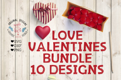 Love Valentines Bundle