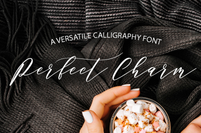 Perfect Charm - Elegant Calligraphy Font